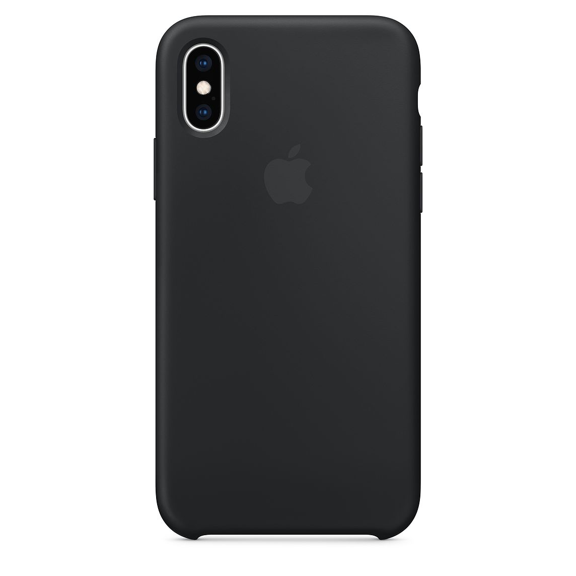iPhone XS Max Silicone Case Black MRWE2FE/A