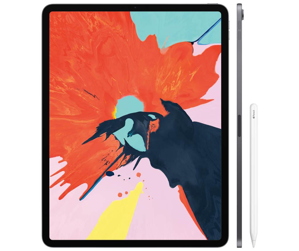 iPad Pro 12.9형 Wi-Fi 256GB 스페이스그레이 MTFL2KH/A