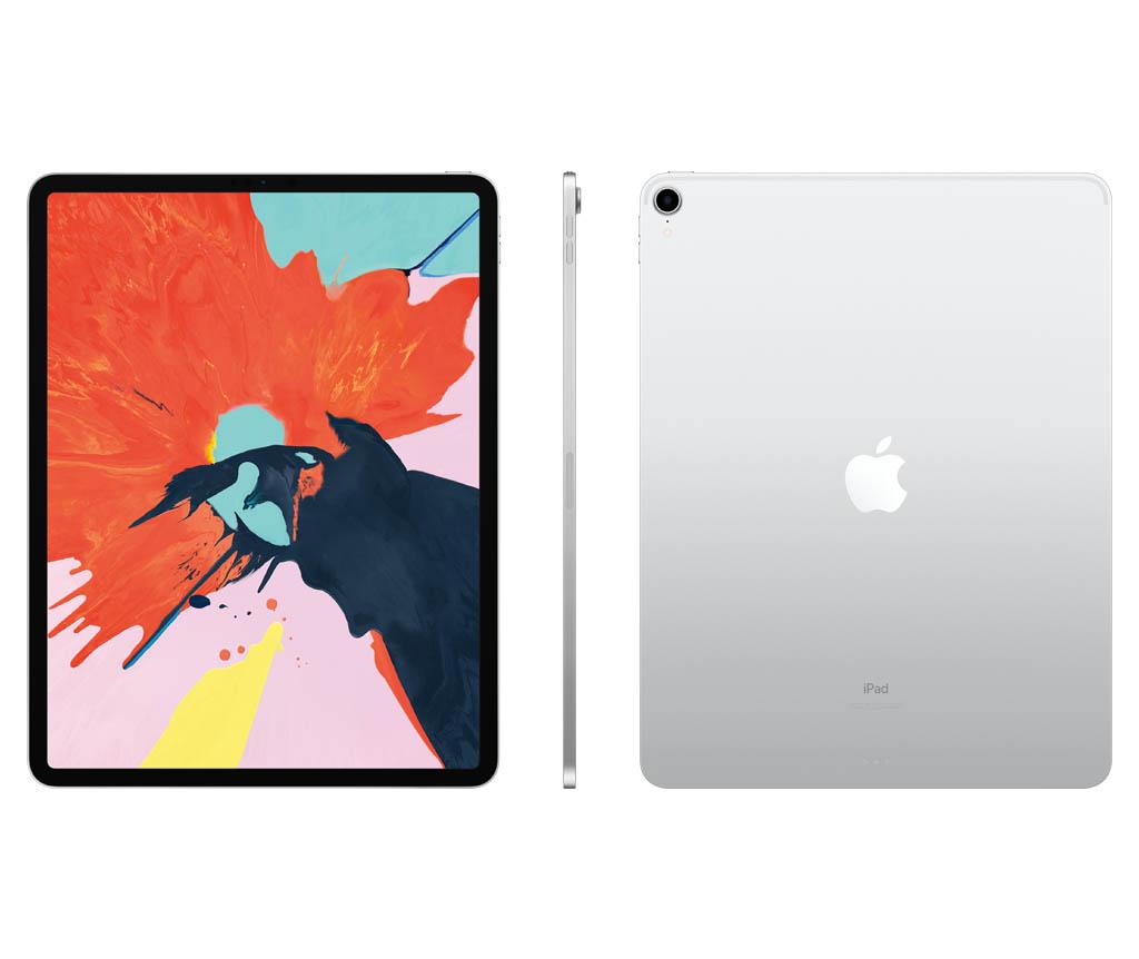 iPad Pro 12.9형 Wi-Fi 1TB 실버 MTFT2KH/A