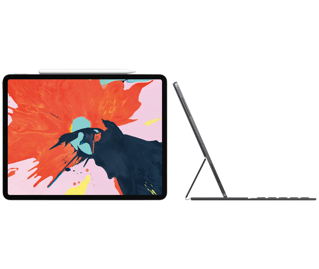 iPad Pro 12.9형 Wi-Fi 1TB 스페이스그레이 MTFR2KH/A