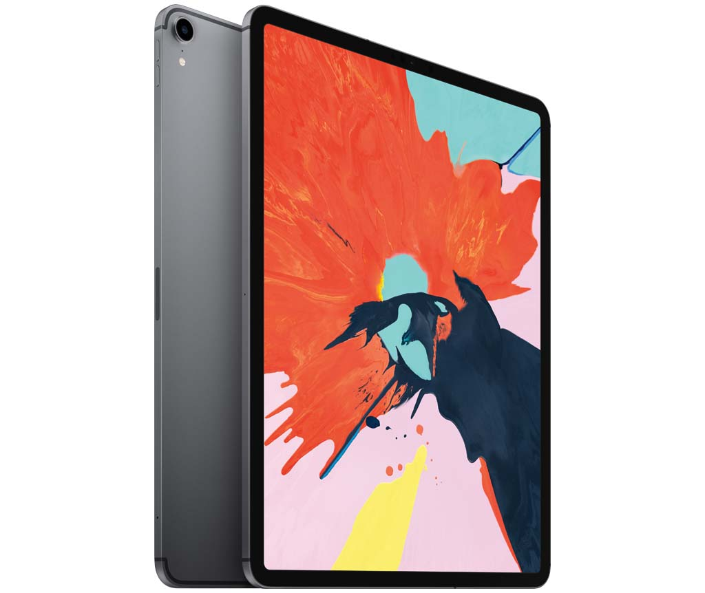 iPad Pro 12.9형 Wi-Fi + Cellular 512GB 스페이스그레이 MTJD2KH/A