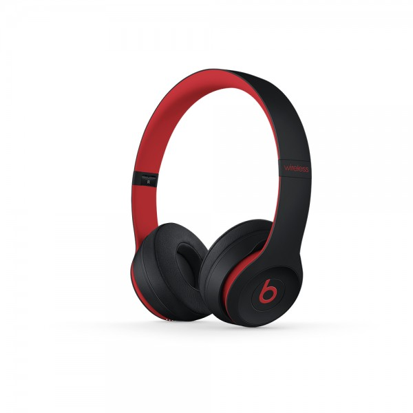 Beats Solo3 Wireless Defiant Black Red MRQC2PA/A