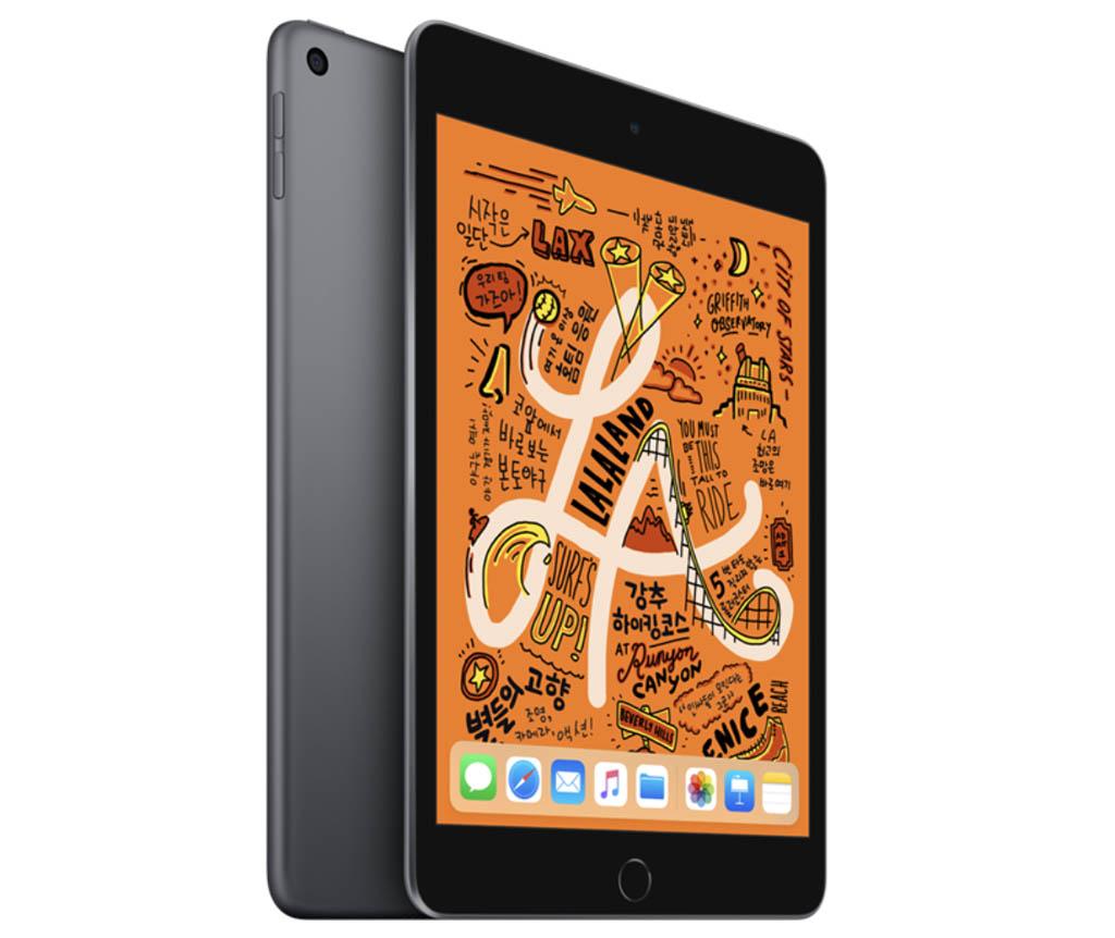 iPad mini Wi-Fi 64GB Space Grey MUQW2KH/A