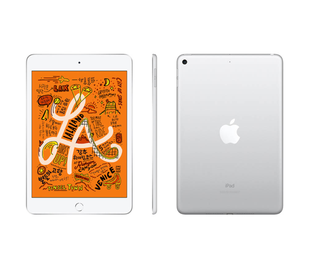 iPad mini Wi-Fi 64GB Silver MUQX2KH/A