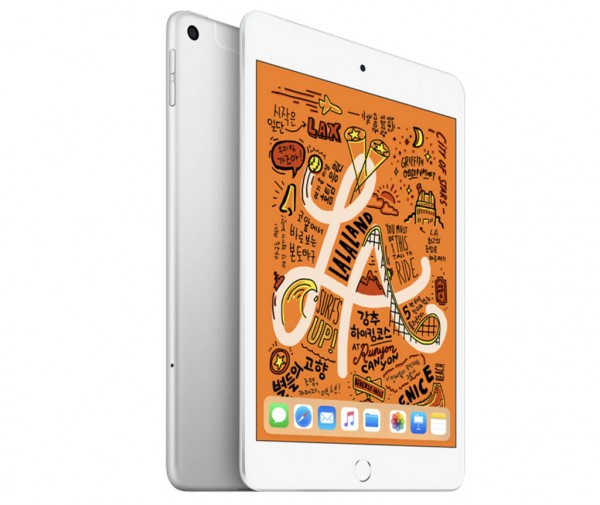 iPad mini Wi-Fi + Cellular 64GB Silver MUX62KH/A