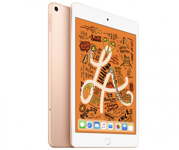 iPad mini Wi-Fi + Cellular 256GB Gold MUXE2KH/A