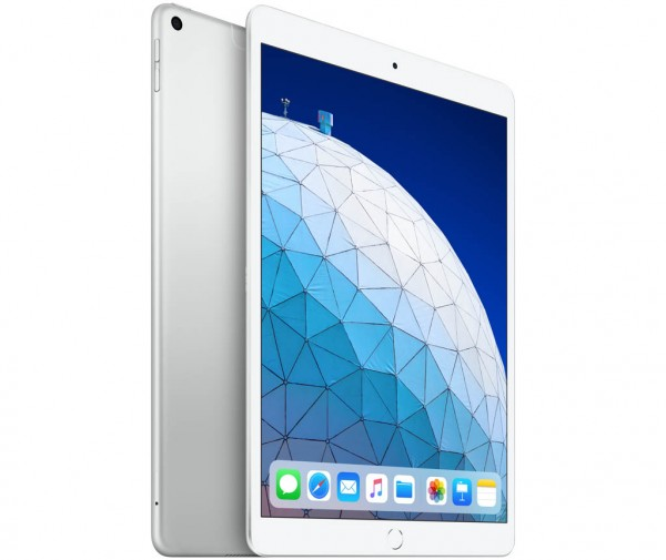 iPad Air Wi-Fi + Cellular 64GB Silver MV0E2KH/A
