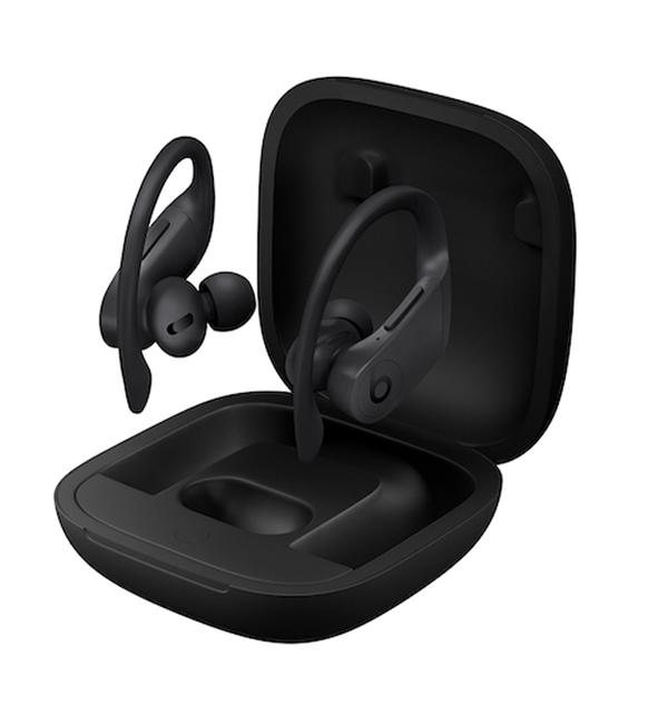 Powerbeats Pro Totally Wireless Earphones - 블랙 MV6Y2ZP/A