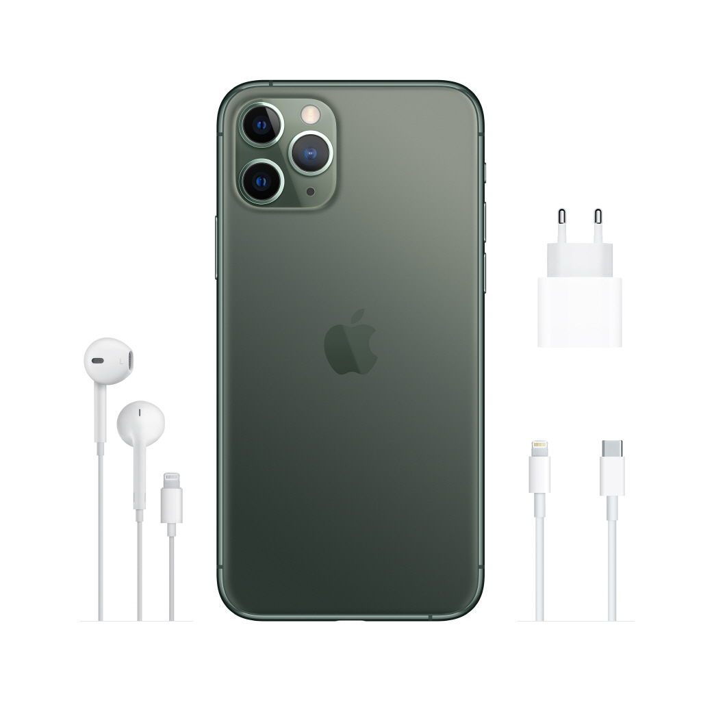 iPhone 11 Pro 512GB 미드나잇 그린 MWCG2KH/A