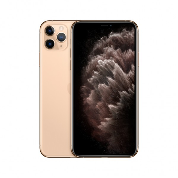 iPhone 11 Pro Max 64GB 골드 MWHG2KH/A