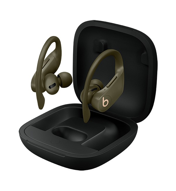 Powerbeats Pro Totally Wireless Earphones - 모스 MV712ZP/A