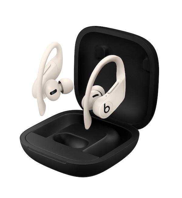 Powerbeats Pro Totally Wireless Earphones - 아이보리 MV722ZP/A