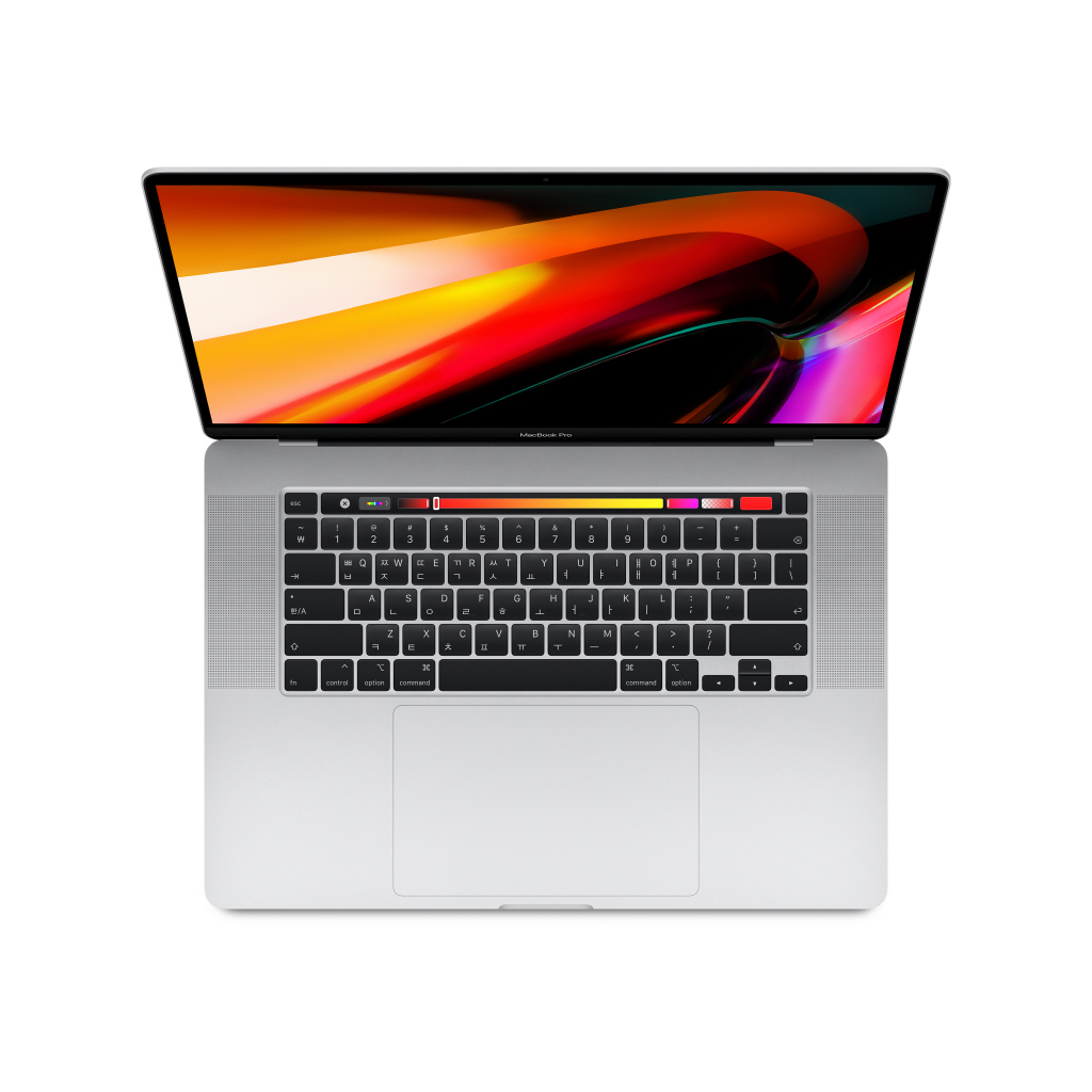 2019 MacBook Pro 16형 2.6GHz 6C/16GB/512GB/Touch Bar 실버 MVVL2KH/A형