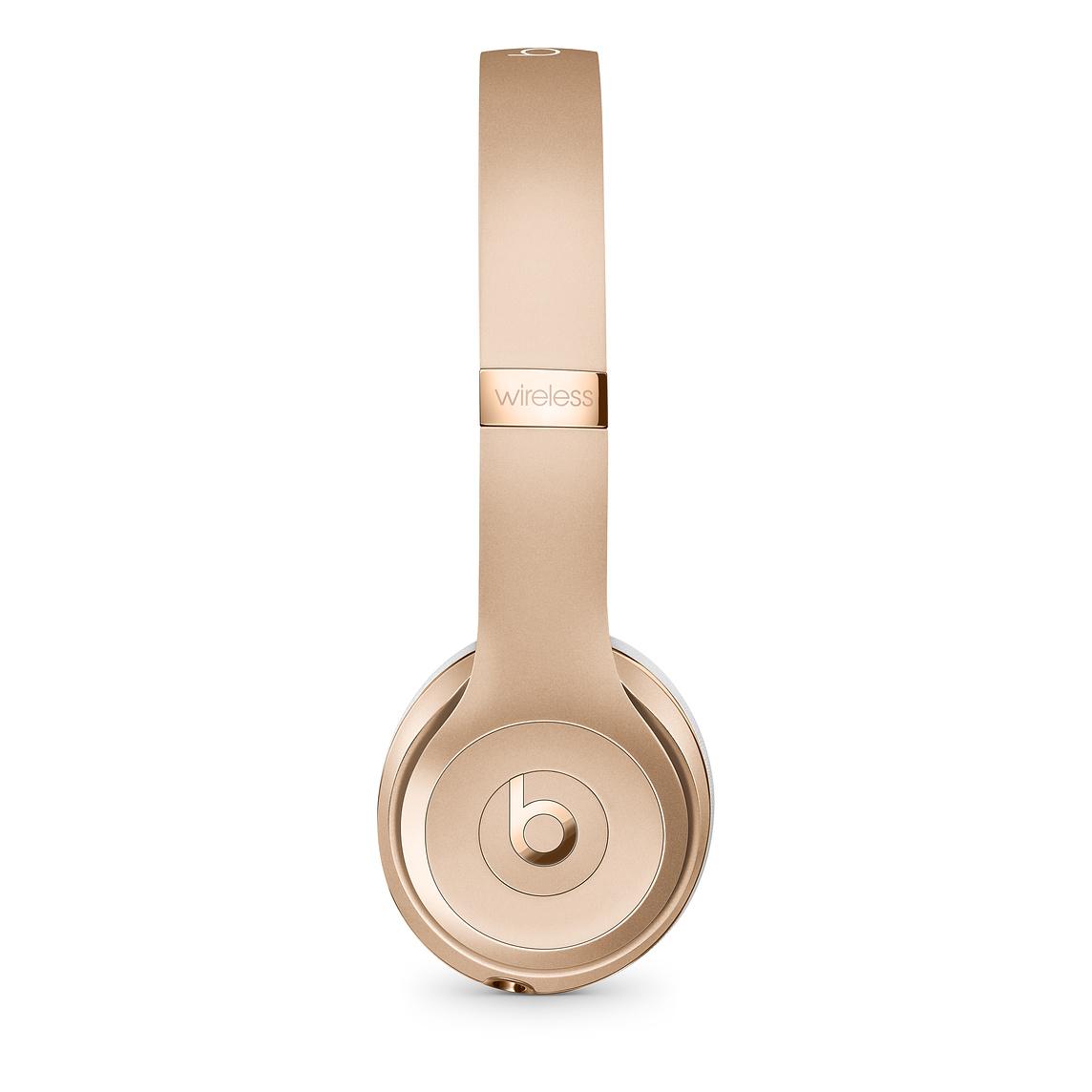 Beats Solo3 Wireless - 골드 - MNER2ZP/A
