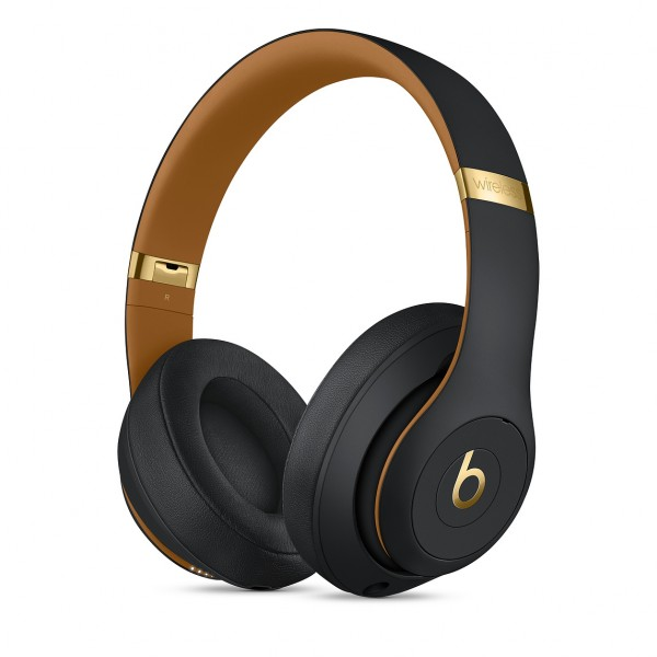 Beats Studio3 Wireless - Beats Skyline Collection Midnight Black MTQW2PA/A