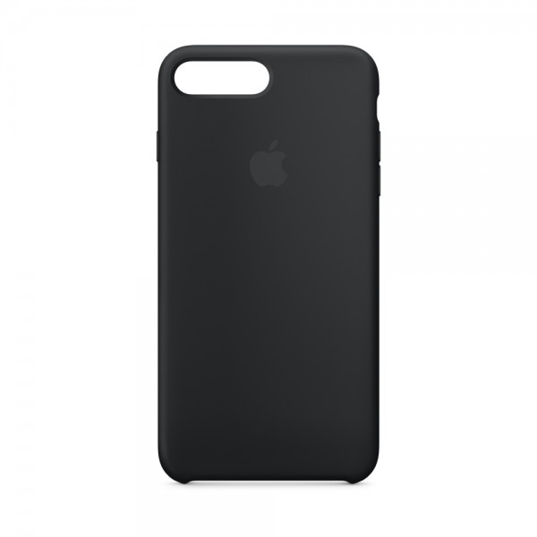 iPhone 8 Plus Silicone Case Black MQGW2FE/A