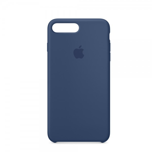 iPhone 8 Plus Silicone Case Blue Cobalt MQH02FE/A