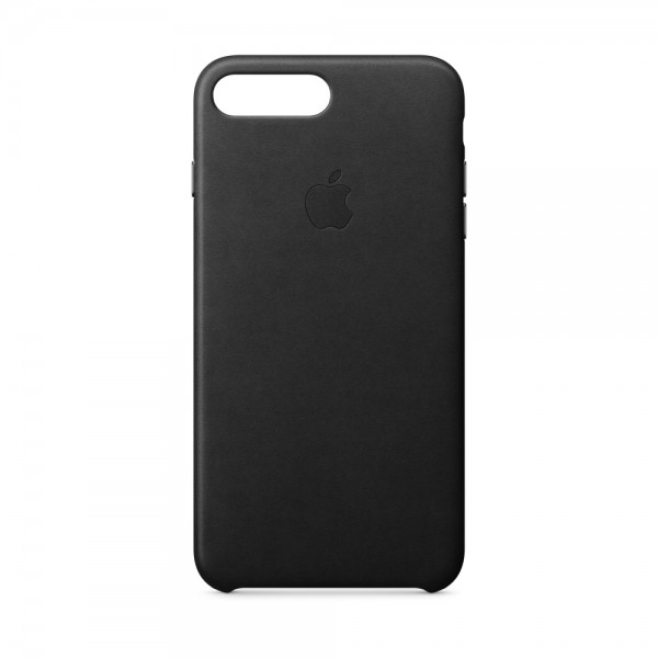 iPhone 8 Plus Leather Case Black MQHM2FE/A